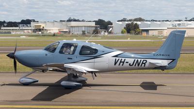 VH-JNR - Cirrus SR22T-GTS G6 Carbon - Private