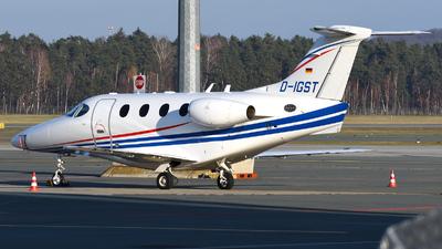 D-IGST - hawker Beechcraft 390 Premier I - Private