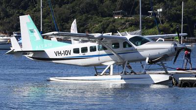 VH-IOV - Cessna 208 Caravan - ALT Air