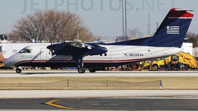 N810EX - Bombardier Dash 8-102A - US Airways Express (Piedmont Airlines)