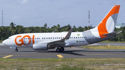 A picture of PRGEJ - Boeing 73776N - GOL Linhas Aereas - © Arthur Araujo BASV
