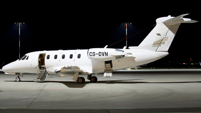 CS-DVN - Cessna 650 Citation VII - Private