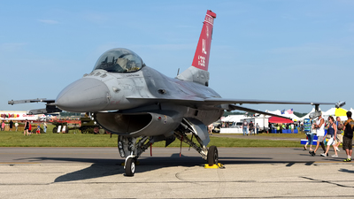 87-0336 - General Dynamics F-16CJ Fighting Falcon - United States - US Air Force (USAF)