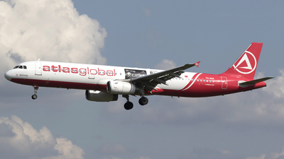A picture of TCAGI - Airbus A321231 - AtlasGlobal - © Aktug Ates