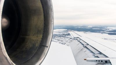 RA-42402 - Yakovlev Yak-42D - Izhavia