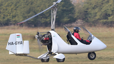 HA-GYA - Autogyro Europe MT-03 Eagle - Private