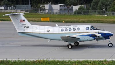 76-0168 - Beechcraft C-12C Huron - United States - US Air Force (USAF)