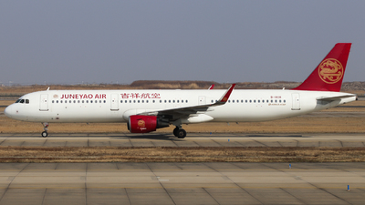 B-1808 - Airbus A321-211 - Juneyao Airlines