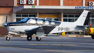 PP-ISI - Beechcraft G36 Bonanza - Private