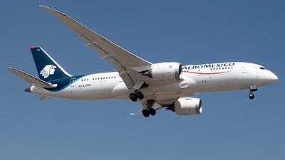 N783AM - Boeing 787-8 Dreamliner - Aeromexico
