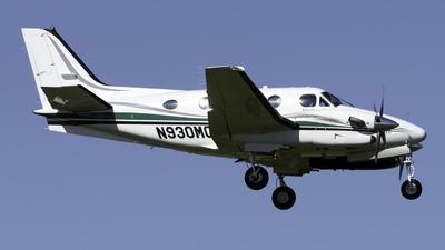 N930MC - Beechcraft C90A King Air - Private
