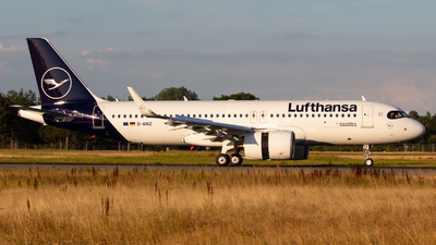 A picture of DAINZ - Airbus A320271N - Lufthansa - © kevin.hackert