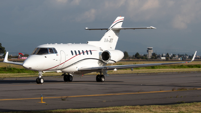 XA-JET - Raytheon Hawker 800XP - Private