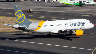 A picture of DAICP - Airbus A320214 - Condor - © Nelson Sousa