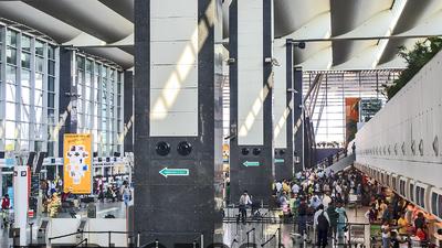 VOBL - Airport - Terminal