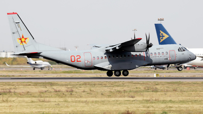 02 - CASA C-295 - Kazakhstan - Air Force