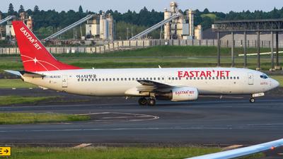 HL8292 - Boeing 737-883 - Eastar Jet