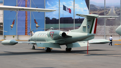 3909 - Gates Learjet 35A - Mexico - Air Force
