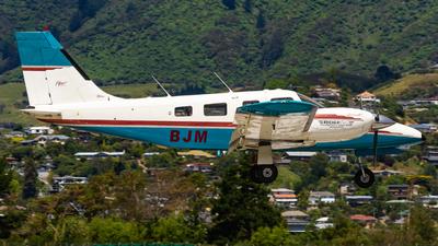 ZK-BJM - Piper PA-34-220T Seneca IV - Ridge Air