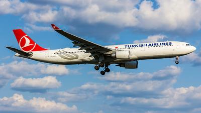 TC-JOC - Airbus A330-303 - Turkish Airlines
