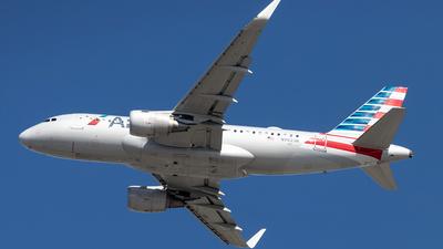 N9023N - Airbus A319-115 - American Airlines