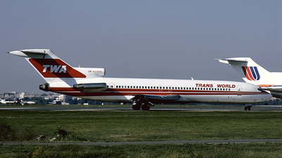 N12304 - Boeing 727-231 - Trans World Airlines (TWA)