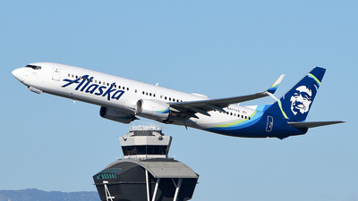 A picture of N477AS - Boeing 737990(ER) - Alaska Airlines - © Rocky Wang