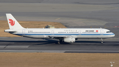 B-6823 - Airbus A321-232 - Air China