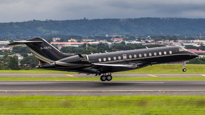 G-CEYL - Bombardier BD-700-1A10 Global Express XRS - Aravco