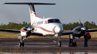 PP-HPR - Beechcraft B200GT King Air 250 - Private