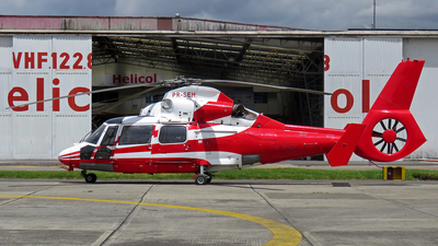 PR-SEH - Eurocopter AS 365N3 Dauphin - Helicol