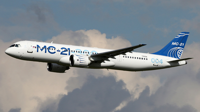 73056 - Irkut MC-21-300 - Irkut Corporation