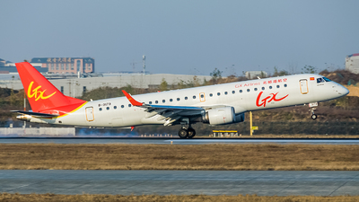 B-3173 - Embraer 190-100LR - Tianjin Airlines