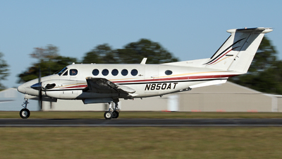 N850AT - Beechcraft B200 Super King Air - Private