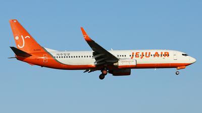 HL8261 - Boeing 737-8BK - Jeju Air