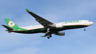 F-WWKR - Airbus A330-302 - Eva Air