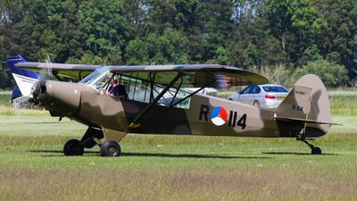 PH-TOK - Piper PA-18-135 Super Cub - Private