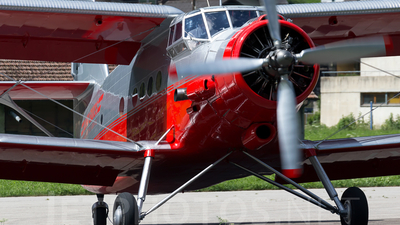 LY-ABY - PZL-Mielec An-2P - Private