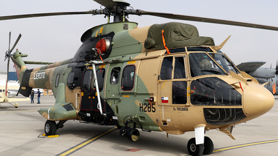 H-285 - Airbus Helicopters AS532 AL Cougar - Chile - Army