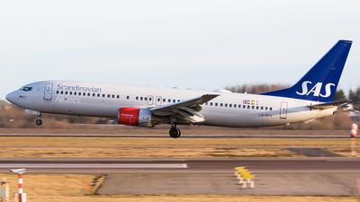 LN-RPO - Boeing 737-883 - Scandinavian Airlines (SAS)