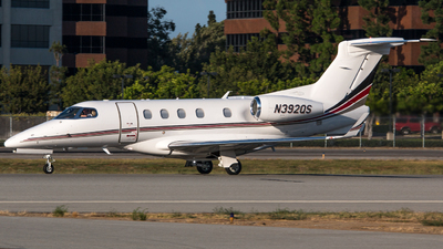N392QS - Embraer 505 Phenom 300 - Private