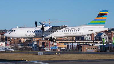 A picture of SEMKL - ATR 72600 - BRA - © Henrik Nilsson
