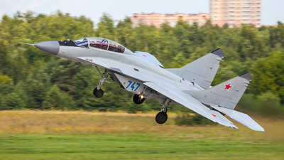 747 - Mikoyan-Gurevich MiG-35 Fulcrum F - Russian Aircraft Corporation MiG