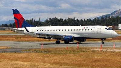 N627CZ - Embraer 170-200LR - Delta Connection (Compass Airlines)