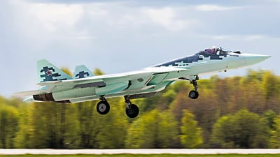 509 - Sukhoi T-50 - Russia - Air Force