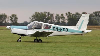 OM-FOO - Zlin 43 - Aero Club - Slovak Republic