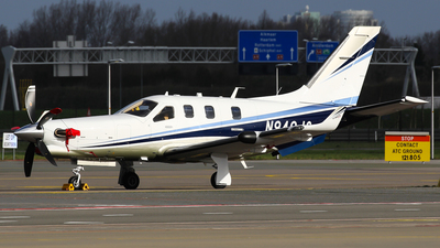 N940JS - Socata TBM-940 - Private