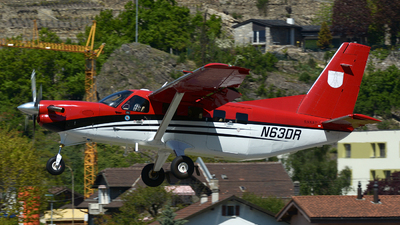 N63DR - Quest Aircraft Kodiak 100 - Private