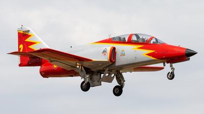 E.25-63 - CASA C-101EB Aviojet - Spain - Air Force