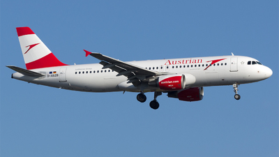 D-ABZB - Airbus A320-216 - Austrian Airlines